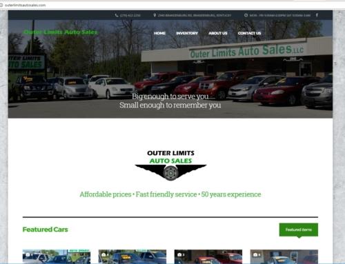 Outer Limits Auto Sales